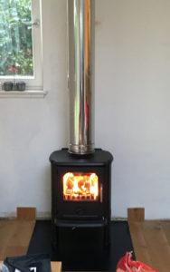 Freestanding stove