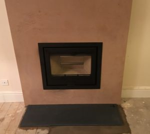 Inset stove
